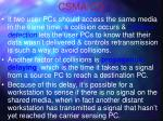 csma cd1