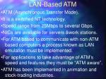 lan based atm
