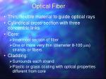 optical fiber1