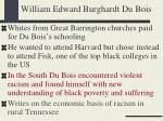william edward burghardt du bois1