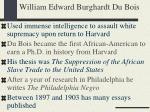 william edward burghardt du bois3