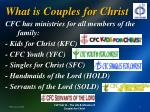 what is couples for christ1