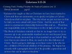 galatians 5 13 26