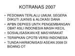 kotranas 2007
