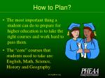 how to plan2