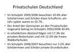 privatschulen deutschland