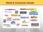 retail consumer goods