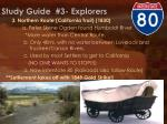 study guide 3 explorers4