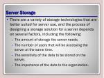 server storage1