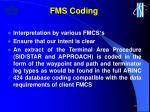 fms coding