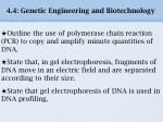 4 4 genetic engineering and biotechnology