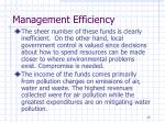 management efficiency4