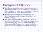 management efficiency5