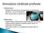stimulation c r brale profonde1
