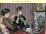 cassatt cup of tea 1880