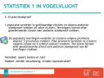 statistiek 1 in vogelvlucht6
