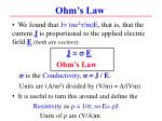 ohm s law3