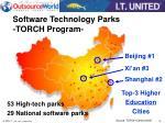software technology parks torch program
