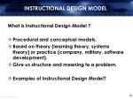 instructional design model1