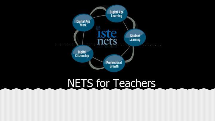 NETS for Teachers