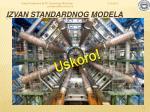 izvan standardnog modela