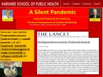a silent pandemic