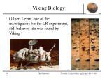 viking biology