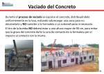 vaciado del concreto2