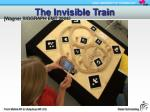 the invisible train
