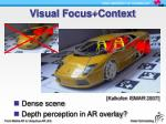 visual focus context