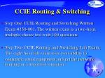 ccie routing switching
