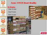 acme 7919 heart healthy