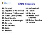 eame chapters1