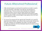 future afterschool professional2