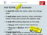 intel 82496 cpu accesses