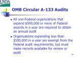 omb circular a 133 audits1