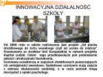 innowacyjna dzia alno szko y1