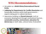 wwj recommendations