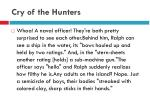 cry of the hunters10