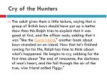 cry of the hunters13