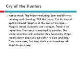 cry of the hunters3