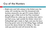 cry of the hunters6