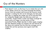 cry of the hunters7