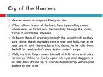 cry of the hunters9