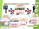 aktivitas belajar c generation