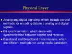 physical layer2