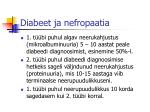 diabeet ja nefropaatia1