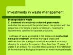 investments in waste management2