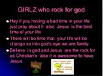girlz who rock for god2