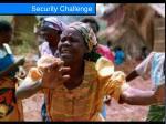 security challenge2
